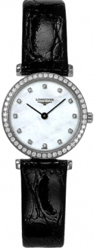 Longines La Grande Classique Quartz 24mm Ladies watch, model number - L4.241.0.80.2, discount price of £2,065.00 from The Watch Source