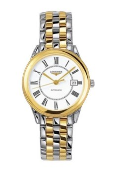 Longines Flagship Automatic Ladies watch, model number - L4.274.3.21.7, discount price of £901.00 from The Watch Source
