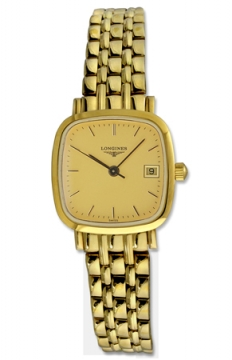 Longines La Grande Classique Presence Quartz Ladies watch, model number - L4.276.6.32.6, discount price of £2,550.00 from The Watch Source