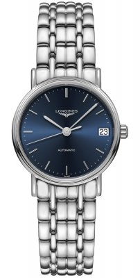 Longines Presence Automatic 30mm L4.322.4.92.6 watch