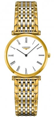 Longines La Grande Classique Quartz 29mm L4.512.2.11.7 watch