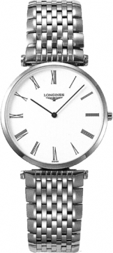 Longines La Grande Classique Quartz 33mm Midsize watch, model number - L4.709.4.11.6, discount price of £585.00 from The Watch Source