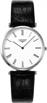 Longines La Grande Classique Quartz 33mm Midsize watch, model number - L4.709.4.11.2, discount price of £620.00 from The Watch Source