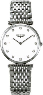Longines La Grande Classique Quartz 33mm Ladies watch, model number - L4.709.4.17.6, discount price of £730.00 from The Watch Source