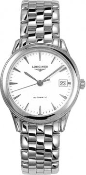 Longines Flagship Automatic Midsize watch, model number - L4.774.4.12.6, discount price of £765.00 from The Watch Source