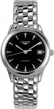 Longines Flagship Automatic Midsize watch, model number - L4.774.4.52.6, discount price of £765.00 from The Watch Source