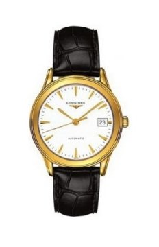 Longines Flagship Automatic Midsize watch, model number - L4.774.6.22.2, discount price of £2,295.00 from The Watch Source