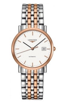 Longines Elegant Automatic 34.5mm Midsize watch, model number - L4.809.5.12.7, discount price of £1,315.00 from The Watch Source