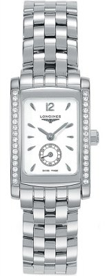 Buy this new Longines DolceVita Quartz 23mm L5.155.0.16.6 ladies watch for the discount price of £1,703.00. UK Retailer.