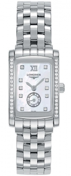 Longines DolceVita Quartz 23mm L5.155.0.84.6 watch