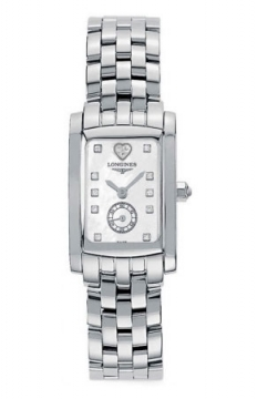 Longines DolceVita Quartz Ladies Ladies watch, model number - L5.155.4.94.6, discount price of £905.00 from The Watch Source