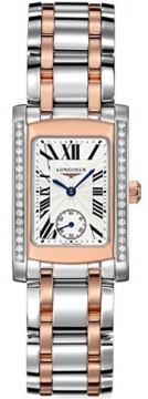 Longines DolceVita Quartz Ladies Ladies watch, model number - L5.155.5.79.7, discount price of £2,520.00 from The Watch Source