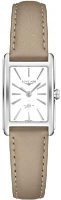 Longines DolceVita Quartz 20mm L5.255.4.11.7 watch
