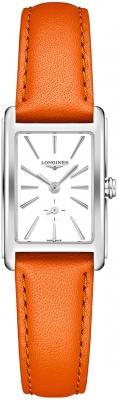 Longines DolceVita Quartz 20mm L5.255.4.11.8 watch