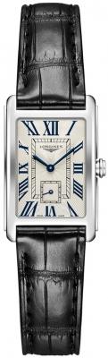 Longines DolceVita Quartz 20mm L5.255.4.71.0 watch