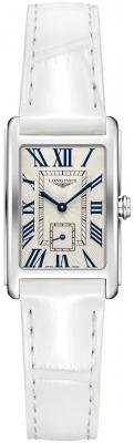 Longines DolceVita Quartz 20mm L5.255.4.71.2 watch