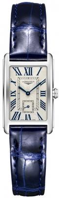 Longines DolceVita Quartz 20mm L5.255.4.71.7 watch