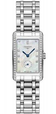 Longines DolceVita Quartz 23mm L5.512.0.87.6 watch