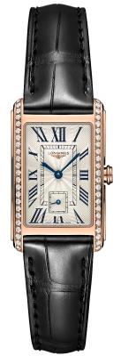 Longines DolceVita Quartz 23mm L5.512.9.71.0 watch