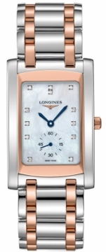 Longines DolceVita Quartz Mens Mens watch, model number - L5.655.5.71.7, discount price of £2,435.00 from The Watch Source