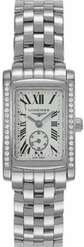 Longines DolceVita Quartz Ladies Ladies watch, model number - L5.155.0.71.6, discount price of £1,640.00 from The Watch Source