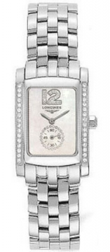 Longines DolceVita Quartz Ladies Ladies watch, model number - L5.155.0.85.6, discount price of £2,215.00 from The Watch Source