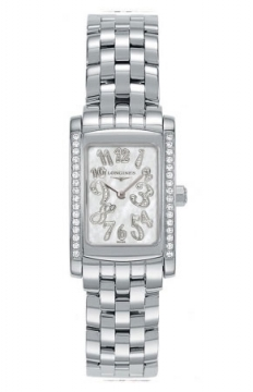 Longines DolceVita Quartz Ladies Ladies watch, model number - L5.155.0.97.6, discount price of £1,860.00 from The Watch Source