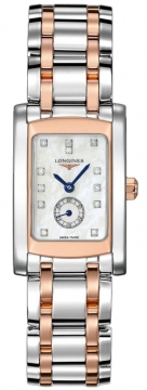 Longines DolceVita Quartz Ladies Ladies watch, model number - L5.155.5.88.7, discount price of £1,670.00 from The Watch Source