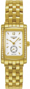 Longines DolceVita Quartz Ladies Ladies watch, model number - L5.155.7.16.6, discount price of £6,630.00 from The Watch Source