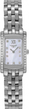 Longines DolceVita Ladies Small Ladies watch, model number - L5.158.0.84.6, discount price of £1,470.00 from The Watch Source
