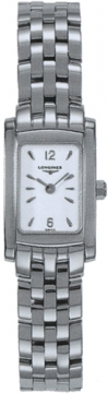 Longines DolceVita Ladies Small Ladies watch, model number - L5.158.4.16.6, discount price of £645.00 from The Watch Source