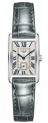 Buy this new Longines DolceVita Quartz 20mm L5.255.4.71.3 ladies watch for the discount price of £872.00. UK Retailer.
