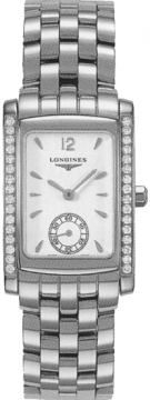 Longines DolceVita Quartz Ladies Mid-Size Ladies watch, model number - L5.502.0.16.6, discount price of £1,785.00 from The Watch Source