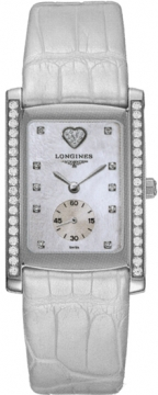 Longines DolceVita Quartz Ladies Mid-Size Ladies watch, model number - L5.655.0.94.2, discount price of £2,860.00 from The Watch Source