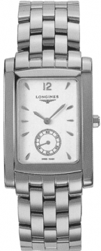 Longines DolceVita Quartz Mens Mens watch, model number - L5.655.4.16.6, discount price of £645.00 from The Watch Source