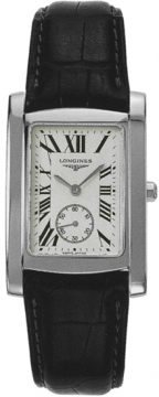 Longines DolceVita Quartz Mens Mens watch, model number - L5.655.4.71.2, discount price of £645.00 from The Watch Source