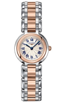 Longines PrimaLuna Quartz 23mm Ladies watch, model number - L8.109.5.78.6, discount price of £1,350.00 from The Watch Source