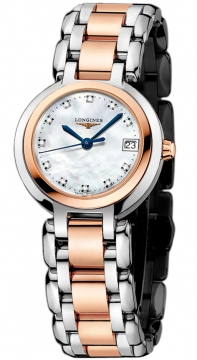 Longines PrimaLuna Quartz 26.5mm Ladies watch, model number - L8.110.5.87.6, discount price of £1,708.00 from The Watch Source