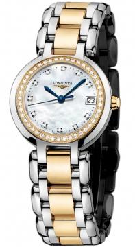 Longines PrimaLuna Quartz 26.5mm L8.110.5.97.6 watch