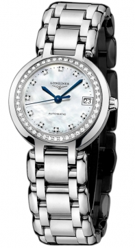 Longines PrimaLuna Automatic 26.5mm Ladies watch, model number - L8.111.0.87.6, discount price of £2,082.00 from The Watch Source