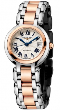 Buy this new Longines PrimaLuna Automatic 26.5mm L8.111.5.78.6 ladies watch for the discount price of £2,053.00. UK Retailer.