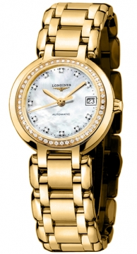 Longines PrimaLuna Automatic 26.5mm Ladies watch, model number - L8.111.7.87.6, discount price of £8,065.00 from The Watch Source