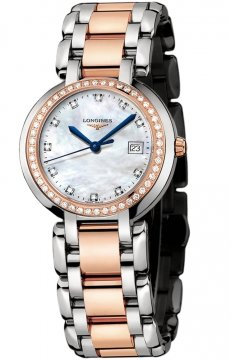 Longines PrimaLuna Quartz 30mm Ladies watch, model number - L8.112.5.89.6, discount price of £3,323.00 from The Watch Source