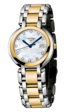 Longines PrimaLuna Quartz 30mm Ladies watch, model number - L8.112.5.93.6, discount price of £2,080.00 from The Watch Source