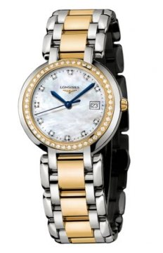 Longines PrimaLuna Quartz 30mm Ladies watch, model number - L8.112.5.97.6, discount price of £3,135.00 from The Watch Source