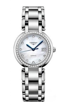 Longines PrimaLuna Automatic 30mm Ladies watch, model number - L8.113.0.87.6, discount price of £2,050.00 from The Watch Source