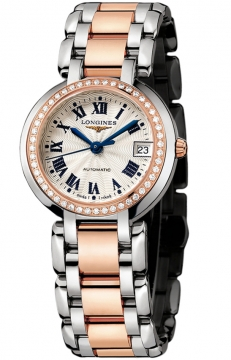 Longines PrimaLuna Automatic 30mm Ladies watch, model number - L8.113.5.79.6, discount price of £3,280.00 from The Watch Source