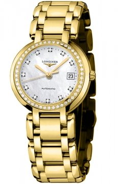 Longines PrimaLuna Automatic 30mm Ladies watch, model number - L8.113.7.87.6, discount price of £10,300.00 from The Watch Source
