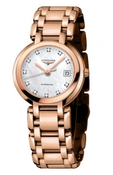 Longines PrimaLuna Automatic 30mm Ladies watch, model number - L8.113.8.87.6, discount price of £9,185.00 from The Watch Source