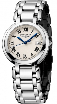 Longines PrimaLuna Quartz 34mm L8.114.4.71.6 watch